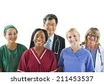 group of diverse multiethnic