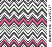 seamless chevron pattern | Shutterstock vector #211457137