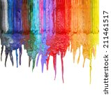 color and texture background... | Shutterstock . vector #211461517