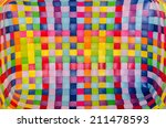 Multicolor Geometrical...