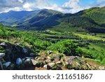 Ben Nevis Mountains Valley