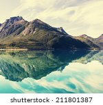 northern norway landscapes | Shutterstock . vector #211801387