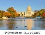 The Capitol In Autumn  ...