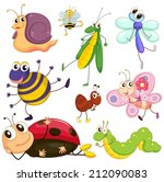 illustration of the different... | Shutterstock .eps vector #212090083