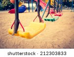 swing set background filters... | Shutterstock . vector #212303833