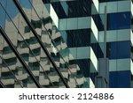 glass wall building | Shutterstock . vector #2124886