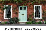 Exterior And Front Door Of A...