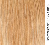 Straight Hair Fragment As A...