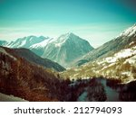 french mountain alpe d'huez... | Shutterstock . vector #212794093