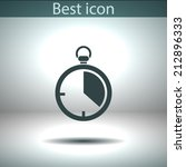 vector icon.  the best choice... | Shutterstock .eps vector #212896333