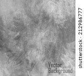 grunge vector seamless texture. ... | Shutterstock .eps vector #212986777