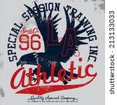 t shirt graphics | Shutterstock .eps vector #213133033