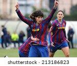 barcelona   jan 31  f.c... | Shutterstock . vector #213186823