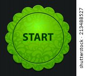 beautiful start web icon   Shutterstock .eps vector #213488527