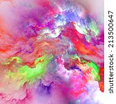 the colors in the series  fancy ... | Shutterstock . vector #213500647