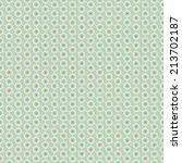 seamless pattern. geometric... | Shutterstock . vector #213702187
