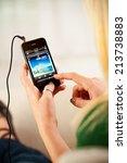 st. louis  missouri  usa  ... | Shutterstock . vector #213738883