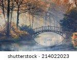 Autumn   Old Bridge In Autumn...