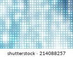 abstract background. blue... | Shutterstock . vector #214088257