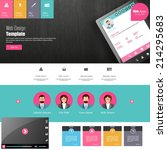 website template for smart...