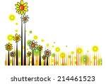 vector background   Shutterstock .eps vector #214461523