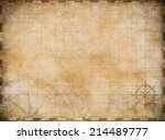 old map background | Shutterstock . vector #214489777