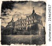 Pidhirtsi Castle  Village...