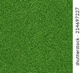 idyllic  seamless grass texture | Shutterstock . vector #214697227