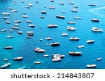 Many Boats On Water