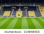 Small photo of DORTMUND, GERMANY - JULY 13: Sigmal Iduna park . Home of Borussia Dortmund July 13, 2014, in Dortmund, Germany.