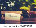 vintage styled image of a...   Shutterstock . vector #214971787