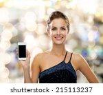 technology  smartphone ... | Shutterstock . vector #215113237