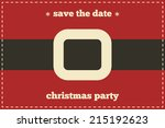 save the date holiday party templates free
