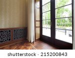 room with a view | Shutterstock . vector #215200843