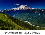 A View Of Mount Rainier From...