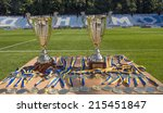 ukraine  kyiv   september 6 ... | Shutterstock . vector #215451847