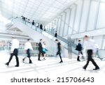 business people in asia  hong... | Shutterstock . vector #215706643