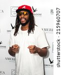 Small photo of Toronto - September 8, 2014: American rapper Lil John at the America Restaurant afterparty for the film 99 Homes.