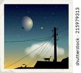 homey   Shutterstock .eps vector #215979313