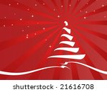 beautiful christmas background  ... | Shutterstock . vector #21616708
