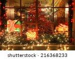 stein am rhein  switzerland ... | Shutterstock . vector #216368233