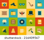 flat icons vector set 14  ...