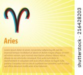 aries horoscope with ample...
