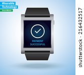 payment via smart watch  ...