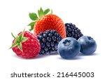 Strawberry  Raspberry ...
