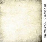 designed grunge texture ... | Shutterstock . vector #216501553