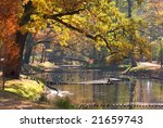 pond in park | Shutterstock . vector #21659743