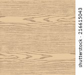 beige color wood texture... | Shutterstock .eps vector #216615043