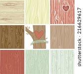 Woodgrain  Wooden Texture...