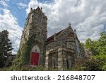 Old Stone Church In Georgetown...
